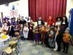 Pumpkin carving with Bridgetown Parents' Council!!