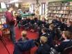 Library Visit with Derek Mulveen