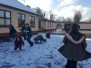 4th and 5th Class Fun in the snow