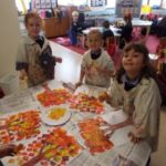 Autumn 2017 in Junior and Senior Infants