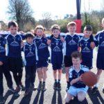 Bridgetown Boys Win Basketball!