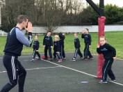 Gaelic Football and Hurling Training