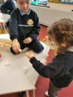 Science Week – Building Houses Day 1