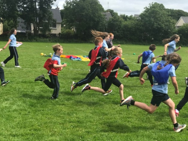 Sports Day 2021: 1st and 2nd Classes